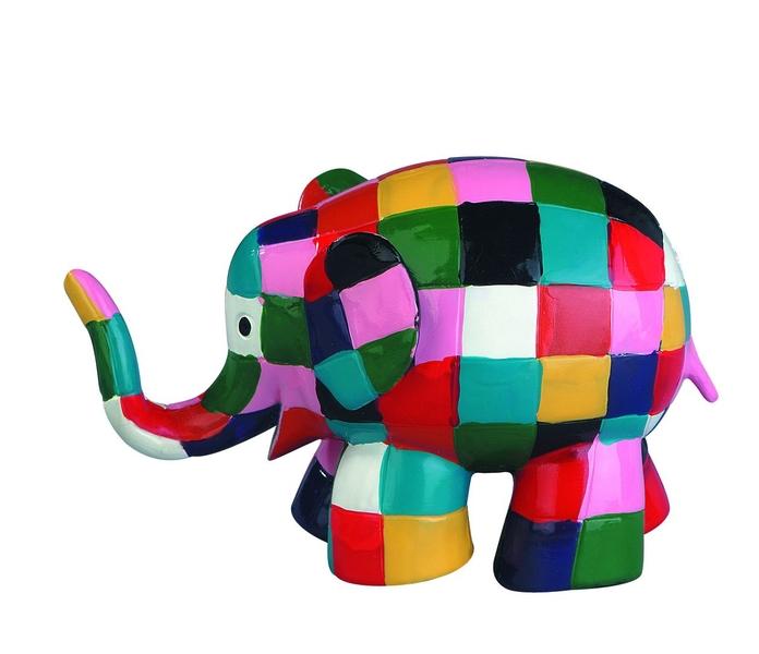 p63301 elmer der elefant elmer der elefant axse die welt der comicfiguren. Black Bedroom Furniture Sets. Home Design Ideas