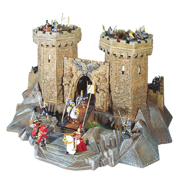 P59000 Burg Die Ritterburg 2 T 252 Rme Axse Die Welt