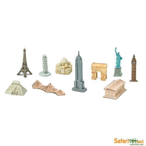 S762204 Around the World 48 pcs