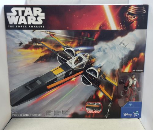HAS3953 - Poe Dameron / Poe´s X Wing Fighter - Star Wars