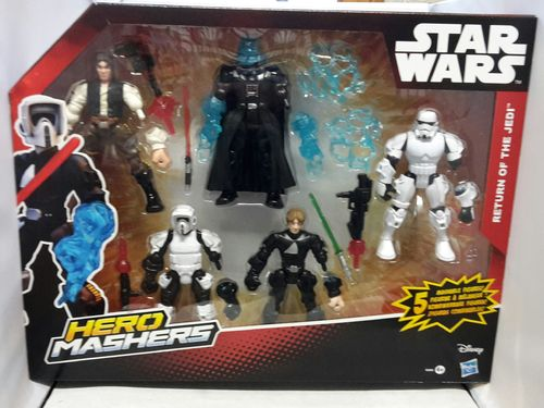 HAS3659 - Hero Mashers / Return of the Jedi (49 Teile) - Star Wars