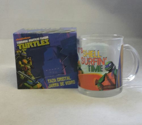 TN8546 - Teenage Mutant NInja Turtles Glas