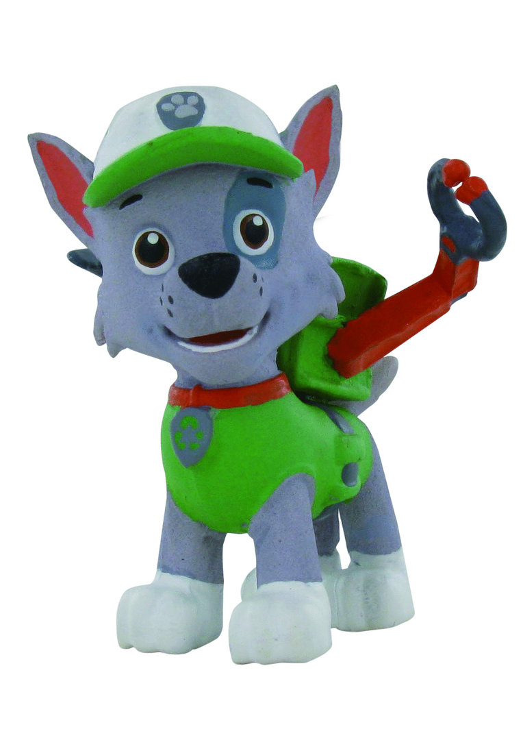 y99882  rocky  paw patrol  axse  the world of comic