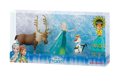 BUL12084 - Disney Frozen Set (4 Figuren)