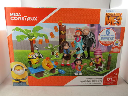 MC060 - Familien Luau Party Spielset