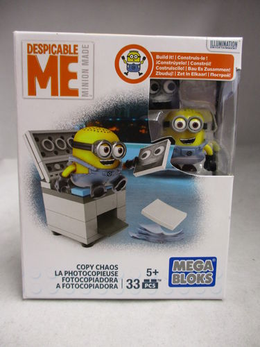 MB060 - Kopierer Chaos - Minion Fun Pack