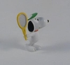 MAB203 Snoopy - Snoopy als Tennisspieler