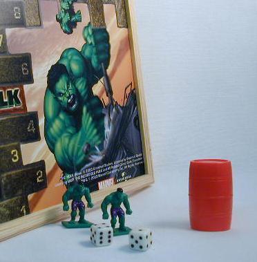 Hulk Spile