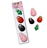 P70059 Barbapapa - 4 Mini-Magnete / Magnete-Set