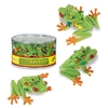 S262029 Red Eye Tree Frogs in Bin 72 pcs - Discontinued product 2017