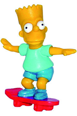 Y23149 Simpsons - Bart