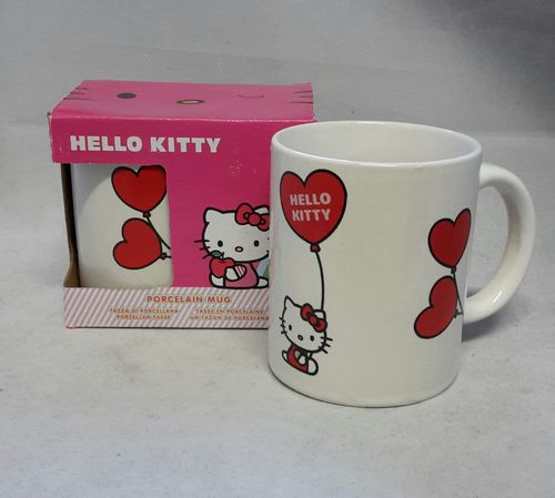 "HK920889-A - Hello Kitty Becher ""Herzen"""