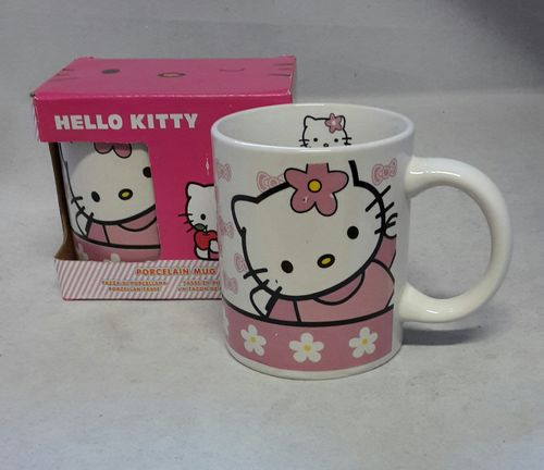 "HK920889-C - Hello Kitty Becher ""Rosa"""