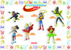 Y99111 - Super Hero Girls-Set (6 Figuren)