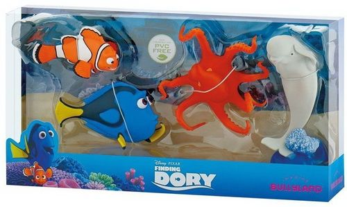 BUL12066 - Disney findet Dorie Set (4 Figuren)