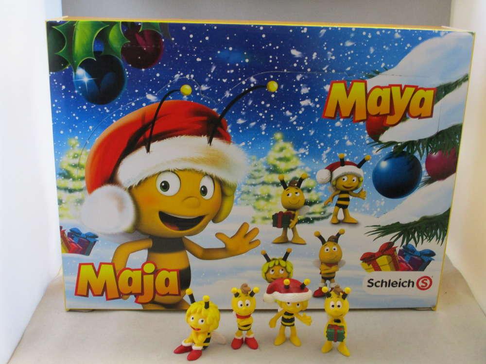 SCH27011 - Biene Maja Weihnachten - Display (32 Figuren) - AXSE ...