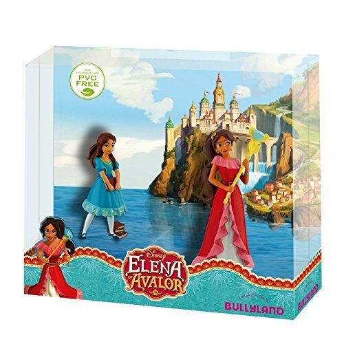 BUL13248 - Disney Elena von Avalor-Set (2 Figuren)