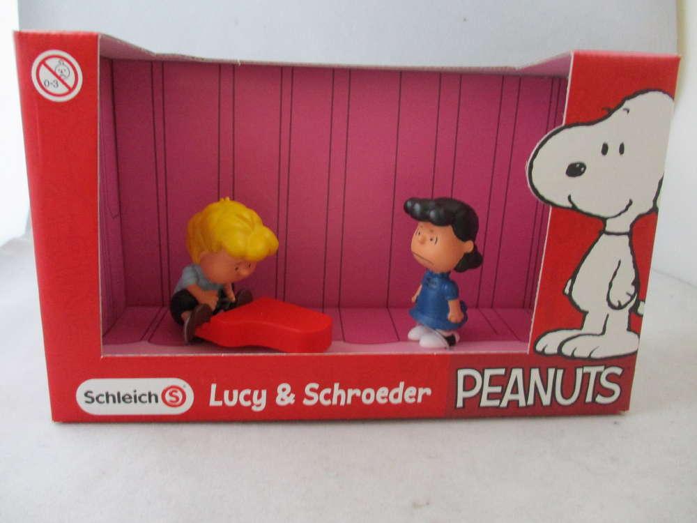 Sch22055 Peanuts Lucy Schröder Scenery Pack Axse Die Welt