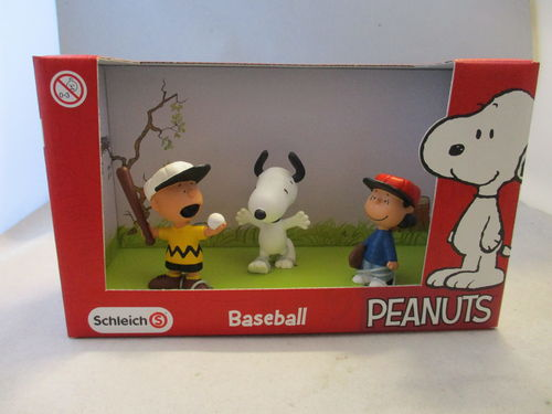"SCH22043 - Peanuts ""Baseball Scenery-Pack"""