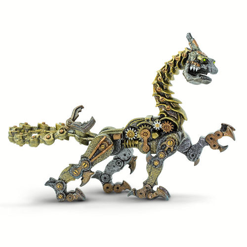 S1100198 - Dragón Steampunk - Dragones