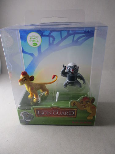 BUL13222 - The Lions Gard Displaybox (2 figurines)