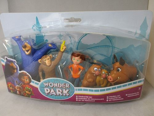FU31034 - Wonder Park-Set (5 Figuren)