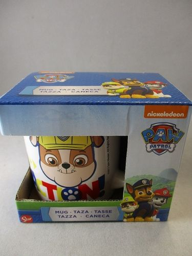 "STO10241-B - Tasse Paw Patrol - ""Ready for Action"""