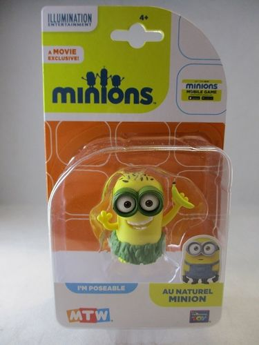 THI20214 - Au naturel Minion - Minions