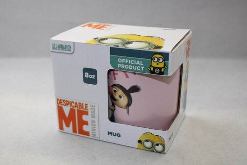 "UNI110 - Minions Tasse - Agnes ""It´s so Fluffy"""