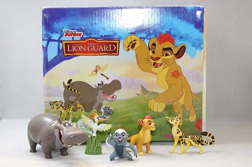 BU13220 - The Lions Guard Displaybox (24 figurines)