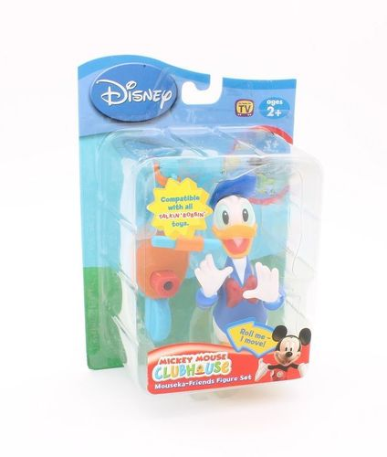 DIS5821 - Donald Duck mit Roller - Micky Clubhouse