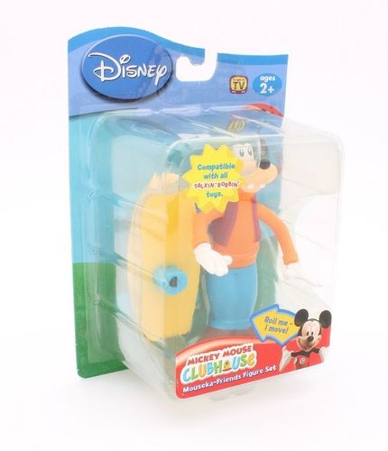 DIS5822 - Goofy mit Skateboard - Micky Clubhouse