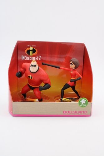 BUL13288 - The Incredibles Set (2 figurines)