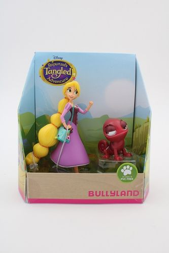BUL13462 - Rapunzel Set, Rapunzel and Pascal red (2 figurines)