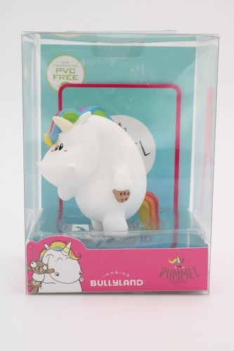 BUL44391 - Chubby Unicorn on scale in Blister box