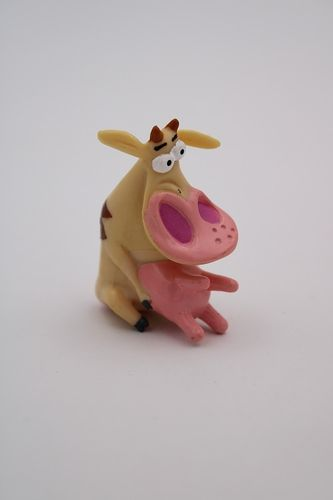 CN100 - Cow - Cow and Chicken