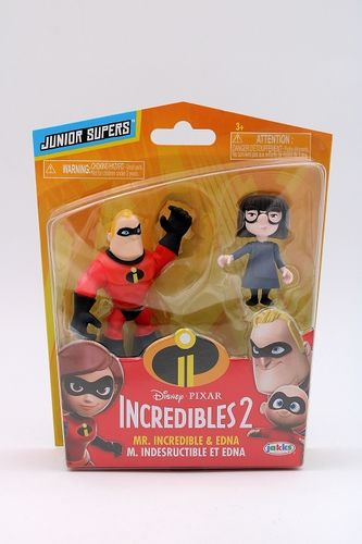 JA26928 - Mr. Incredible & Edna - The Incredibles 2