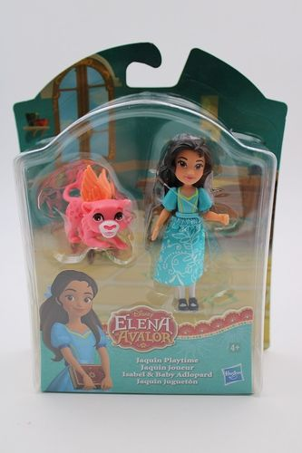 HAS203 - Disney Elena von Avalor-Set - Isabel & Baby Adlopard