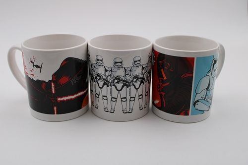 STO100 - Star Wars Mug Set (3 pcs)
