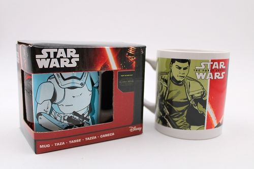 "STO103 - Star Wars Mug ""The Force awakens II"""