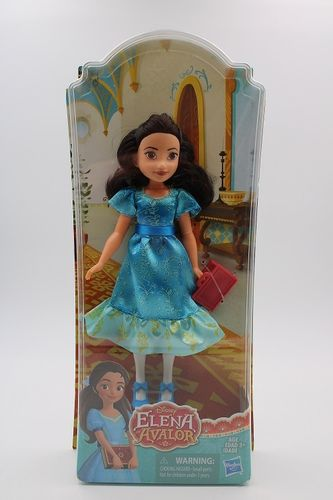 HAS212 - Isabel von Avalor Puppe  - Disney Elena von Avalor