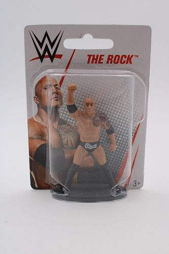 MAT301 - The Rock Mini-Figur - WWE 2019