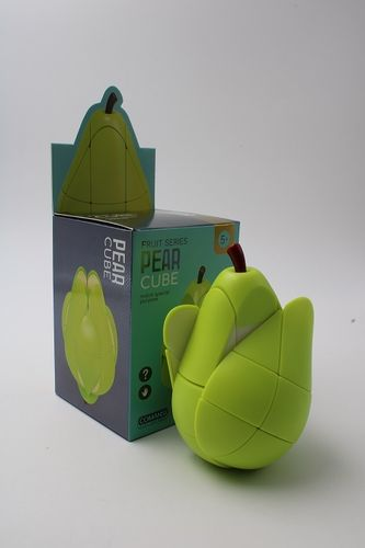 C18995 - Skill Game - Pear cube