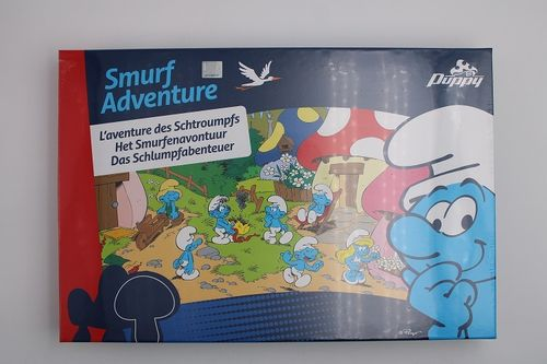 PU755149 - The Smurfs board game