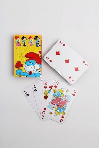 PU755212 - The Smurfs Card Game - colored Version