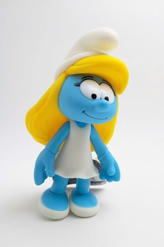 PU755377 - The Smurfs - Smurfette articulated